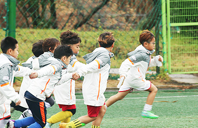 CSR through Sports: Youth Soccer Association Corp. of the Jeju Special Self-Governing Province